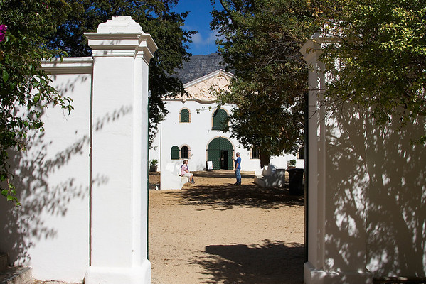Constantia and Stellenbosch