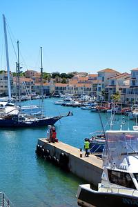 St Francis Marina