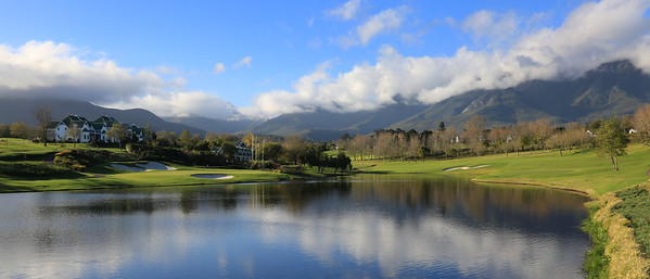 Fancourt Resort, George, South Africa - Hole 17 (Montagu)