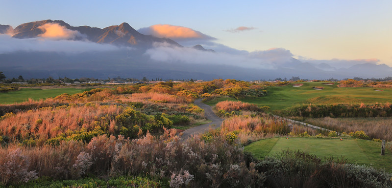 Fancourt Links Golf Course, South Africa