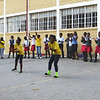 Skillz Street Energizer with Coaches Ofentse and Lebo, Alexandra, South Africa, Feb 2013