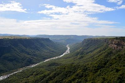 Oribi River Gorge