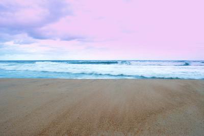 Pink tides