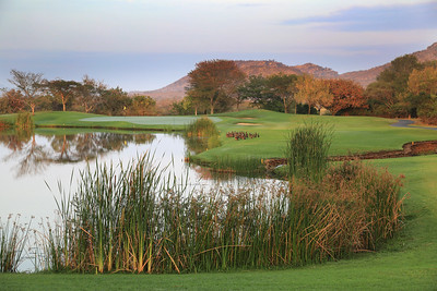 Leopard Creek Golf Club, South Africa