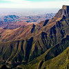 Drakensberg - The Amphitheatre ridge