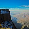 Drakensberg - The Mont-Aux-Sources plateau