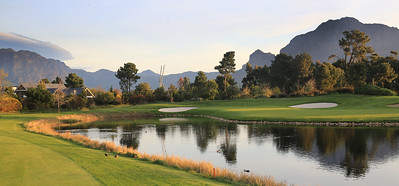 Pearl Valley Golf Club, South Africa