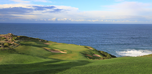 Pinnacle Point Beach and Golf Resort, Mossell Bay, South Africa - Hole 8
