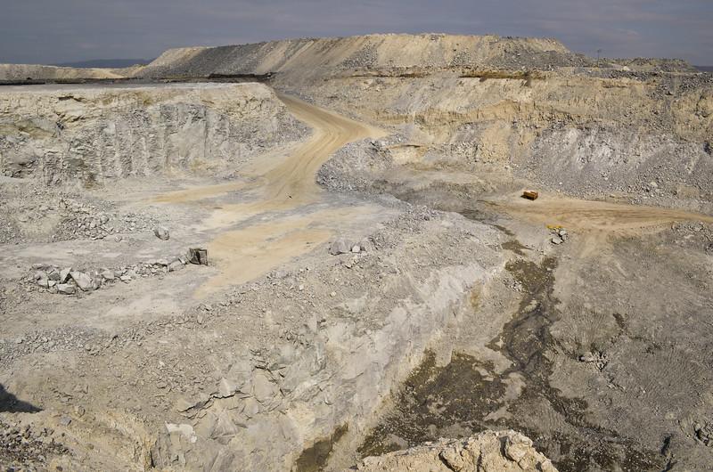 Marikana Platinum mine