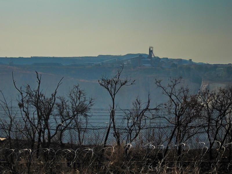 Cullinan Diamond Mine - Big Hole
