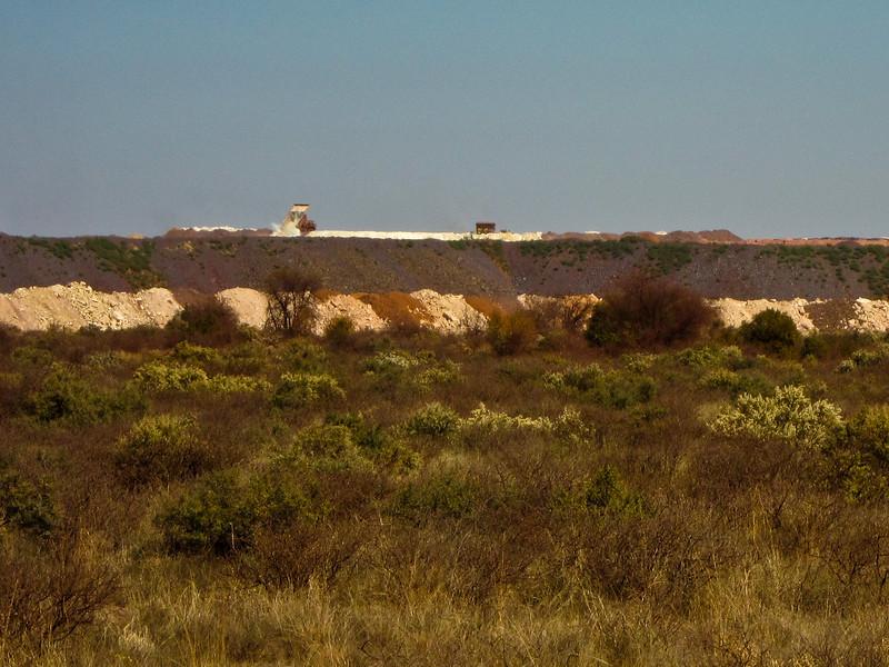 Sishen iron ore mine