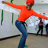 Dancing and celebrations at the SKILLZ Street HCT, Alexandra, June 2014