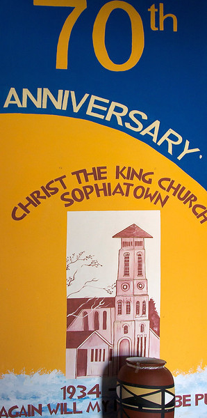 """We will never again be put to shame.""  Christ the King 70th Anniversary, 1934 - 2004"