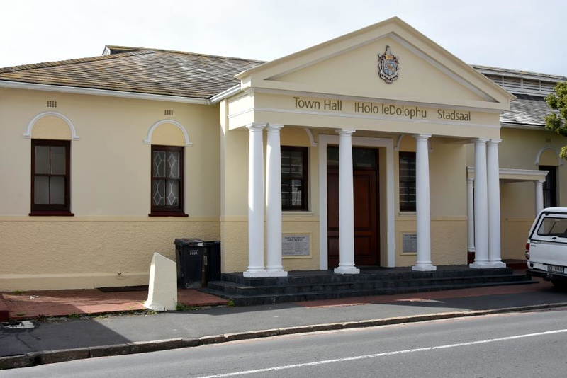 Town Hall, Simon's Town, 13 September 2018 1.