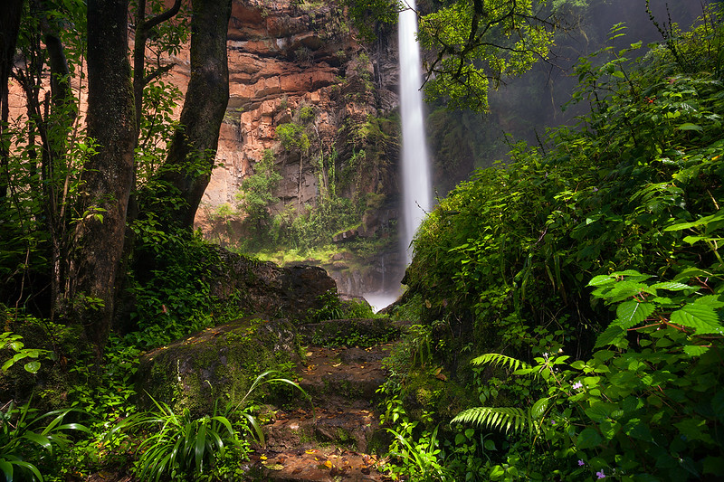 Lone Creek Falls, Sabie