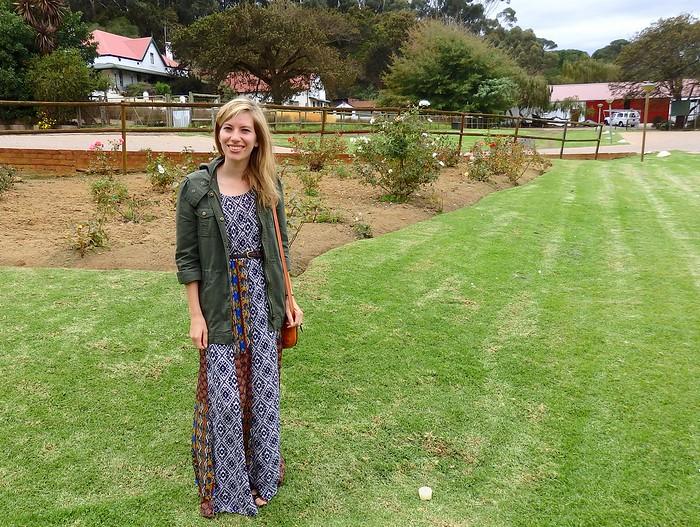 In Stellenbosch