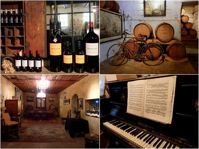 Muratie Wine Tour in Stellenbosch