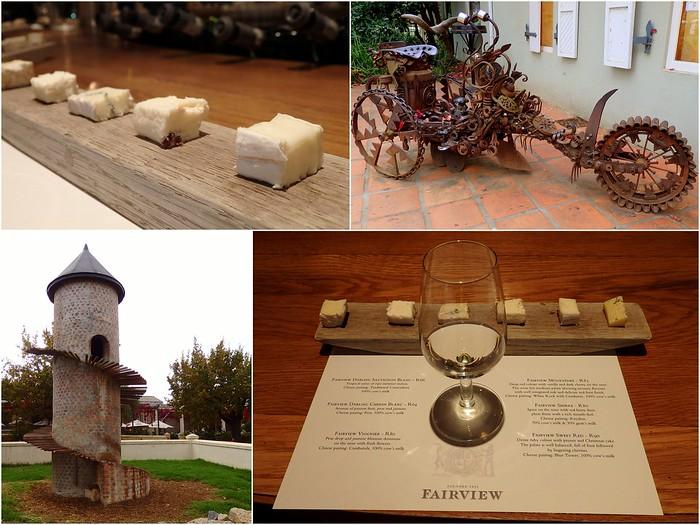 Fairview Wine Tour in Stellenbosch