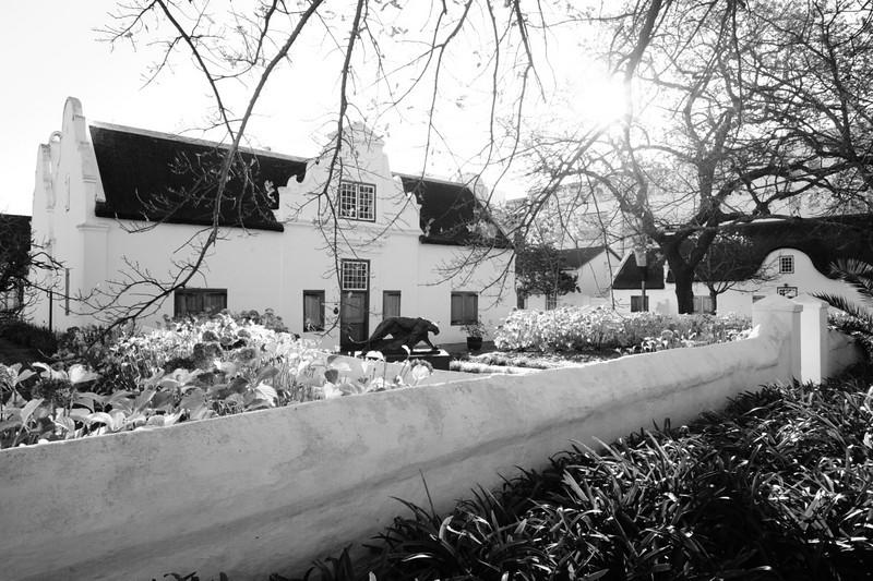 Burgerhuis, Stellenbosch 2010