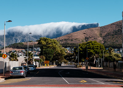 Table Mountain in the cloud