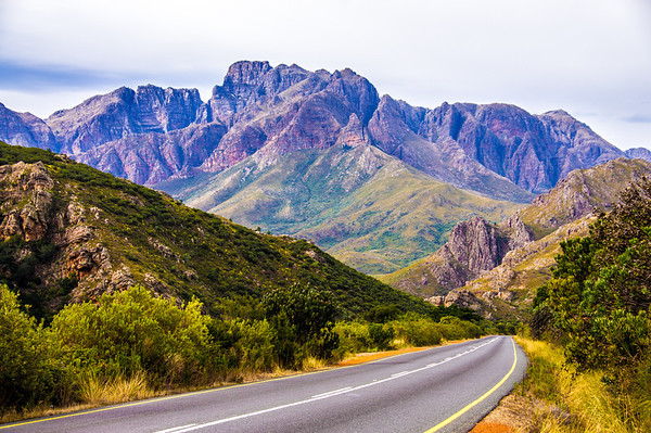 Du Toits Kloof Pass, South Africa