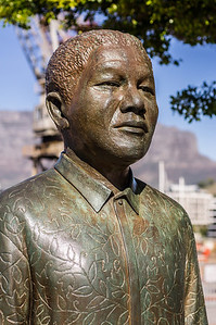 """""""What count in life is not the mere fact that we have lived.  It is what difference we have made to the lives of others that will determine the significance  of the life we lead."""" - Nelson Mandela"""