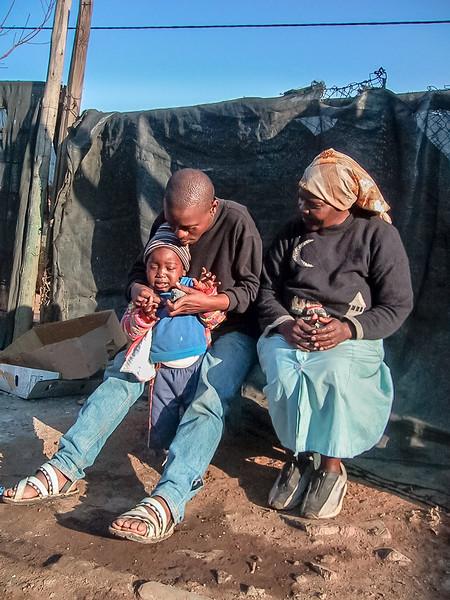 Thulani and Sesi, Soweto