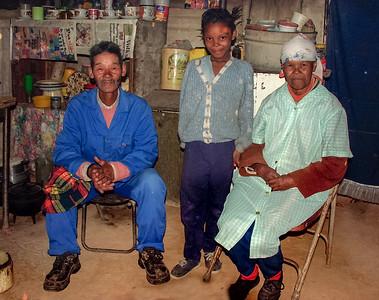 Family in Brittsburg Township, SA