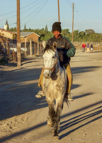 Horse riding, Brittsburg, SA