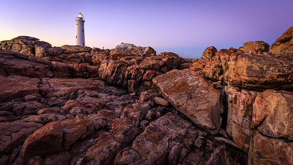 Seal Point Lighthouse, Cape St. Francis