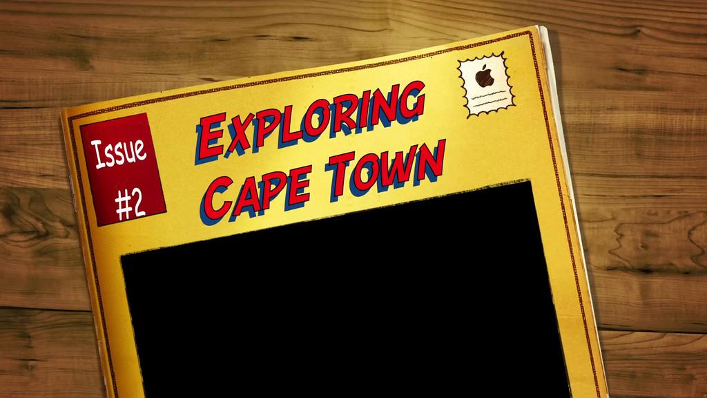 2 Exploring Cape Town