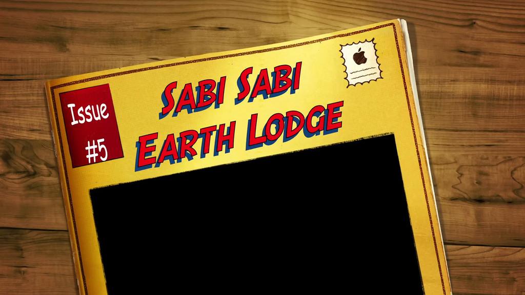 5 Sabi Sabi Earth Lodge 1