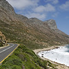 Costal road R44 on Betty's Bay, South Western Cape, South Africa, South Africa