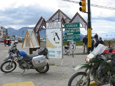 South America 2005