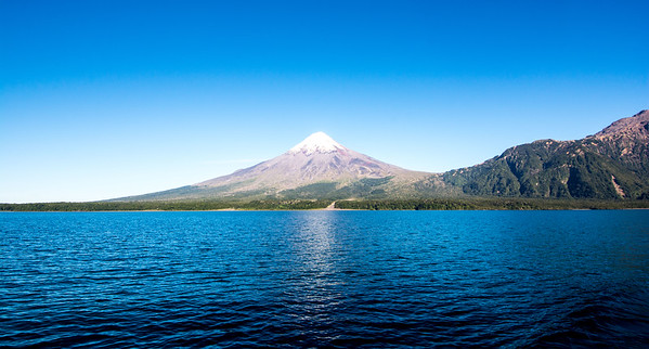 South America 2017 Ushuaia area, Argentina, and Osorno Volcano area, Chile