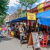 Visit the Buenos Aires - La Boca's colorful Caminito street museum