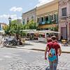 Visit La Boca's colorful Caminito street museum
