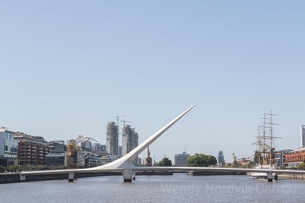 Buenos Aires Puerto Madera