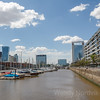 Architecture of Puerto Madero district of Buenos Aires, Argentina
