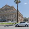 Teatro Colón opera house in Buenos Aires