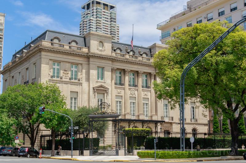 U.S. Embassy, Buenos Aires, Argentina
