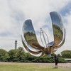 Visit the Floralis Genérica, one of the top things to do in Buenos Aires
