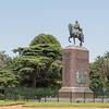 Don Juan Manuel de Rosas statue