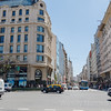 Busy streets of Buenos Aires