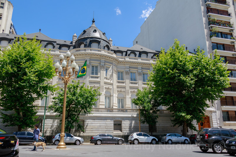 Brazillian Embassy Buenos Aries, Argentina