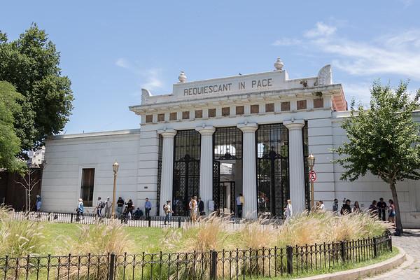 Buenos Aries Recoleta Cemetery