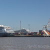 Cruise ships in port - Buenos Aires, Argentina