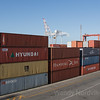 Rio Del La Plata shipping terminal Buenos Aires, Argentina