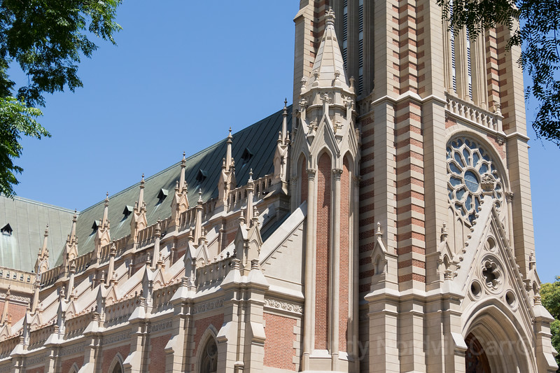 Visit San Isidro Cathedral,  San Isidro's Old Town when you explore the Tigre Delta