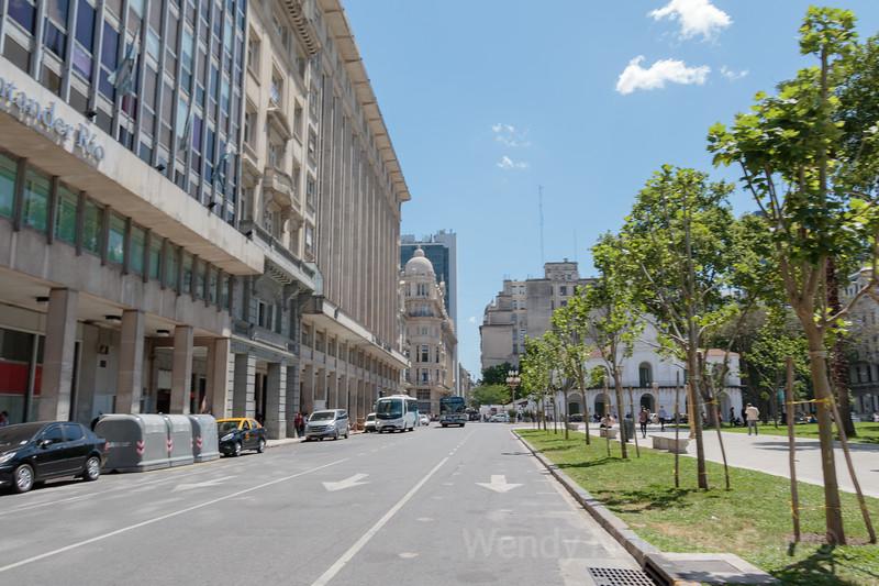 European architecture of Buenos Aires